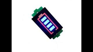 Индикатор заряда для батареи Li-Po