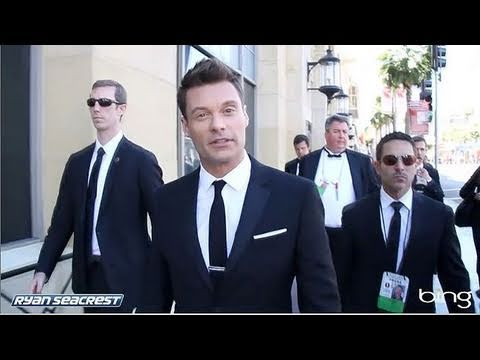 Ryan at The 83rd Oscars Red Carpet | Behind The Scenes | On Air With Ryan Seacrest