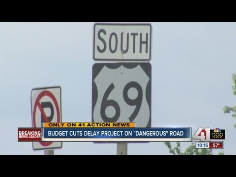 Kansas budget cuts delay project on