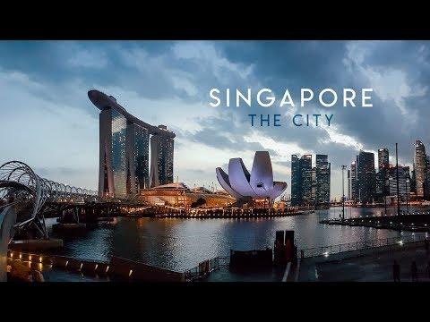 Singapore - Part 1: The City || Cinematic Travel Video || Nikon D750 & Samsung S7 Edge