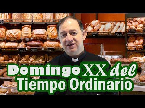 Domingo XX del Tiempo Ordinario - El que come mi carne tiene vida eterna