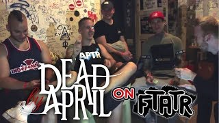 Dead by April on Jimmie Strimell, their new album and Austrian cheese   Interview with FTATR