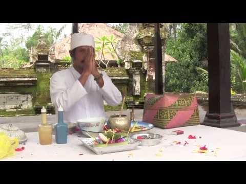 Spiritual worship: Pasupati Ritual at Gunung Kawi temple, Bali