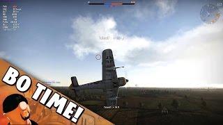 War Thunder - Focke-Wulf Fw 190 F-8