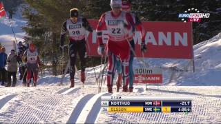FIS Cross Country WC13 14 LillehammerNOR Mens Individual 15kmC 1080i RU 2013.12.07