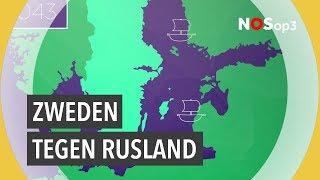 Zweedse angst voor Rusland | NOS op 3
