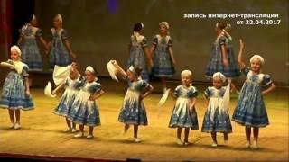Концерт кочубеевской школы искусств. 22.04.2017