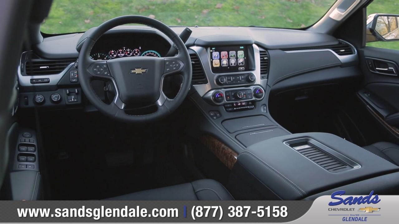 2017 Chevy Tahoe Sands Chevrolet In Glendale Az