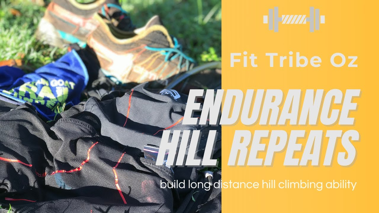 Camp Mountain - Endurance Trail Running hill repeats