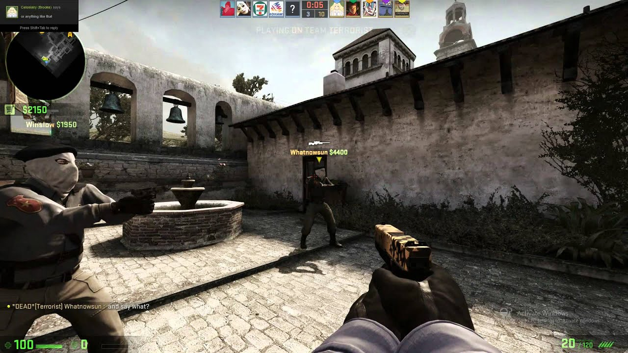 how to get out of csgo on a mac