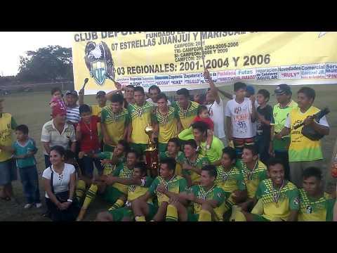 deportivo comercio campeón liga provincial 2017 y premiasion sub campeon