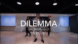 Скачать Dilemma Feat Kelly Rowland NELLY Yeji Lee Choreography