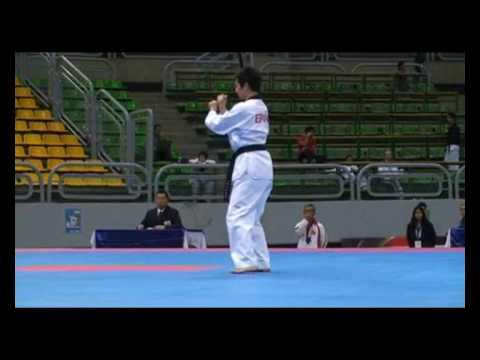 Kumgang. 4º Campeonato del Mundo El Cairo. Senior1. España