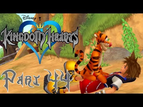 Kingdom Hearts - Kingdom Hearts 1.5 HD Remix - Kingdom Hearts Final Mix - Part 44 - Road To Kingdom Hearts 3