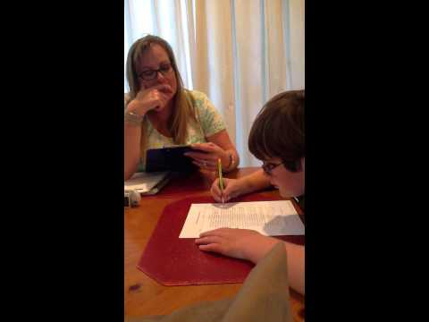Reading Maze Comprehension Assessment