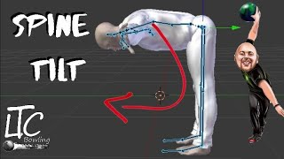 Creating proper spine tilt in bowling | how to keep your hand in a better position