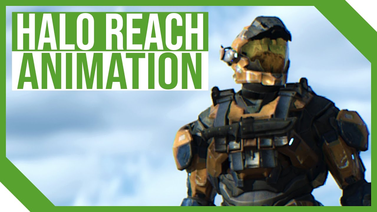 [UE4] RETURN - Halo: Reach Animation