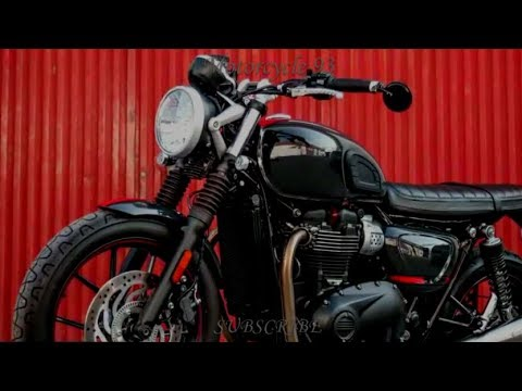 2017 2018 triumph street twin next reviews youtube. Black Bedroom Furniture Sets. Home Design Ideas