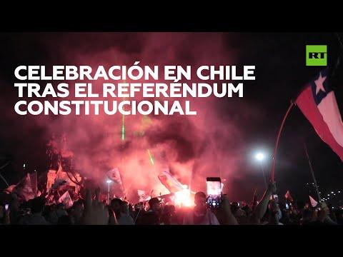 Chile: Mayoría aprueba cambiar la Constitución