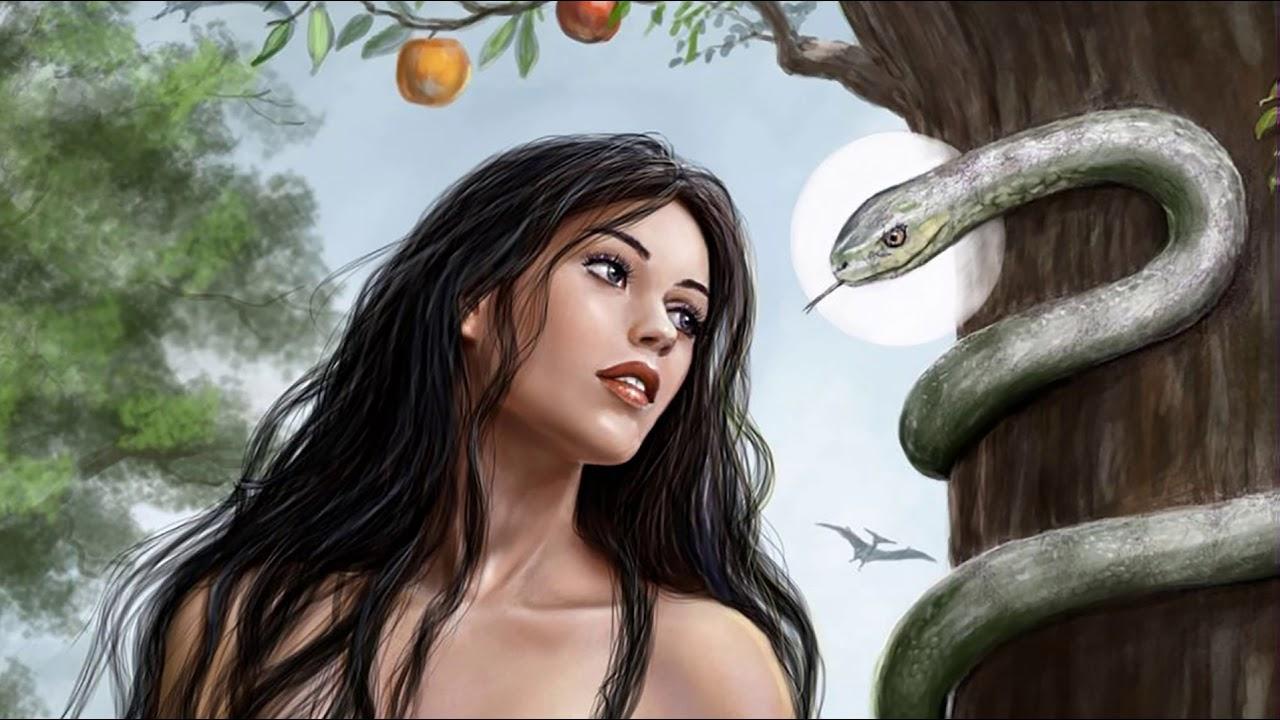 Картинки со змеем искусителем