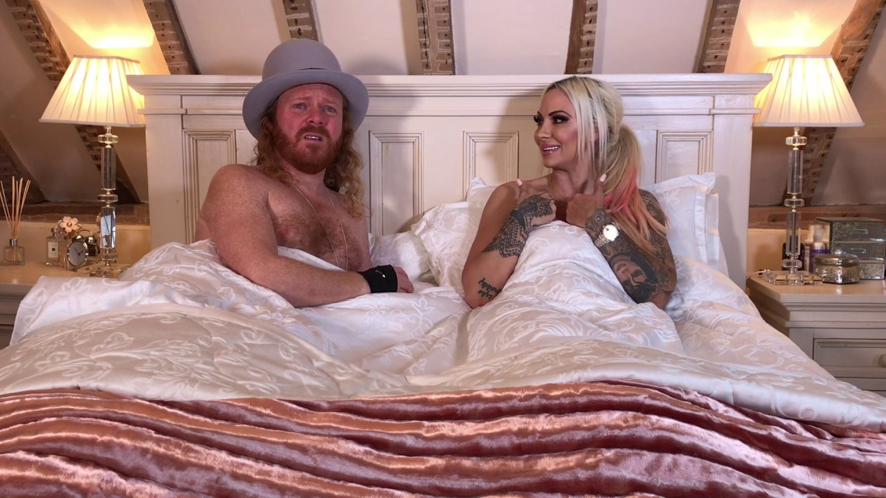 bed Jodie marsh tanning