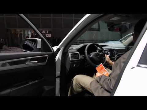 VW Atlas SEL