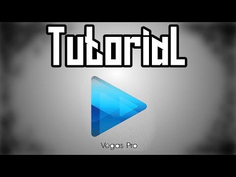 SONY VEGAS  13 TUTORIAL - AUDIO UND VIDEO SPUR TRENNEN / VERBINDEN