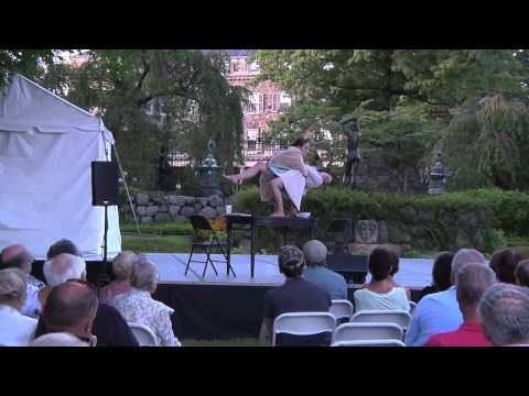 A Dance Residency: Nurturing Artistic Imagination