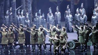 «А зори здесь тихие»: премьера китайской оперы в России