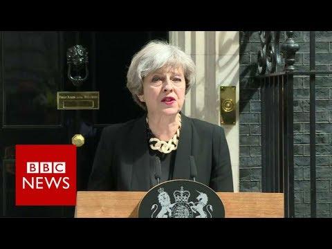 London Attacks: Theresa May