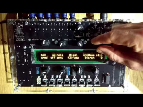 Mutable Instruments Ambika Synthesizer Overview (Part 1).