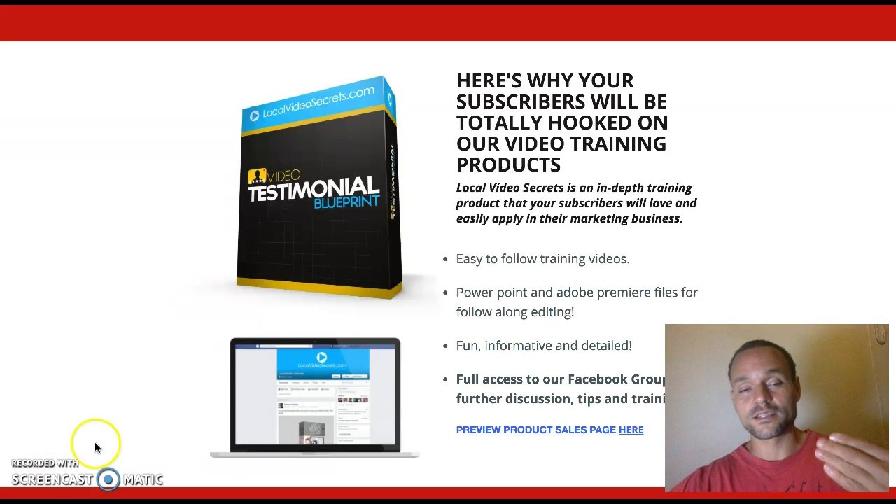 Video testimonial blueprint review 2017 best video testimonial video testimonial blueprint review 2017 best video testimonial software or not youtube malvernweather Gallery