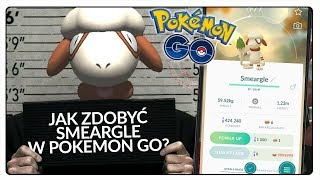 JAK ZŁAPAĆ SMEARGLE W POKEMON GO? POKEMON DAY 2019