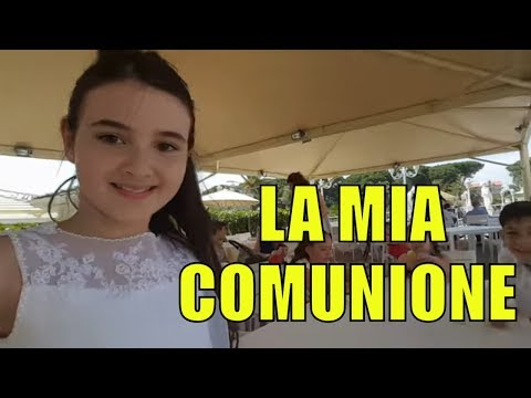 MINISERIE  4  - LA MIA COMUNIONE - VLOG by  Marghe Giulia Kawaii