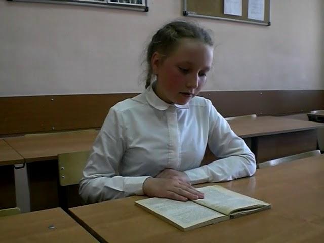 Изображение предпросмотра прочтения – АнастасияИванова читает произведение «Крохотки: Утенок» А.И.Солженицына