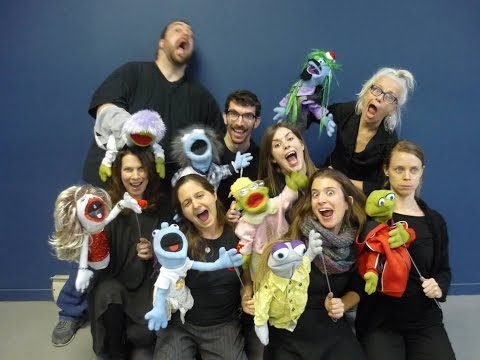 Puppetry & Improv 2016