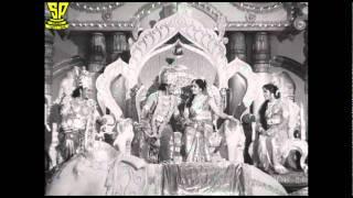 Konumide Kusumanjali Amarula Pranayanjali  |Songs |Srikrishna Tulabharam |NTR,Anjali,Jamuna