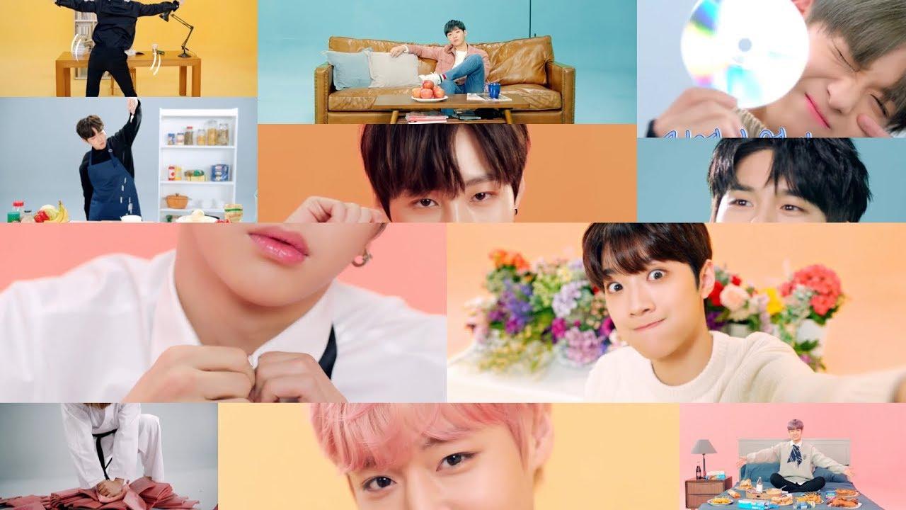[中字]Wanna One(워너원)_Fan Con VCR//Wannable的Wishlist第二彈