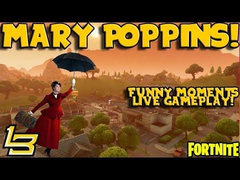 Mary Poppins! (Fortnite)