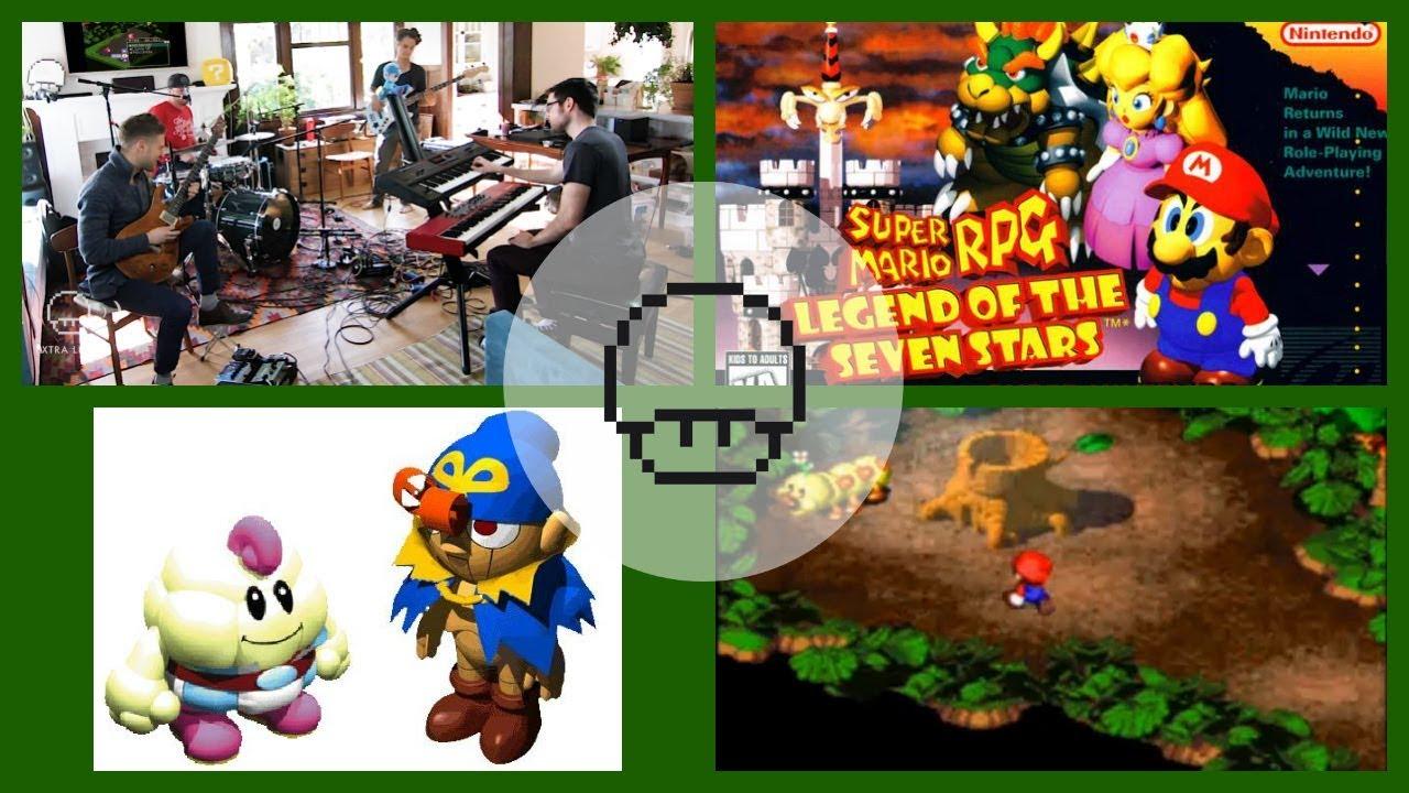Super Mario RPG - Forest Maze Theme | Cover por EXTRA LIVES