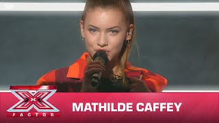 Mathilde Caffey synger 'Sweet Dreams Seven Nation Army (.)' - Pomplamoose ft. Sarah Dugas (X Factor)