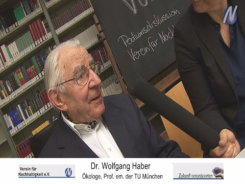 Interview Dr. Wolfgang Haber