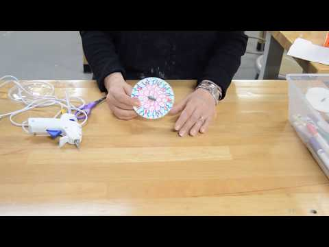 Cade At Home: Inertia Spinner