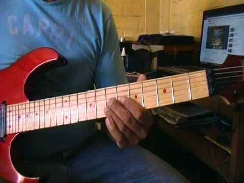 tu nombre oh Dios Guitarra (David Cancino)