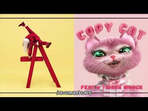 Copy Cat X COPYCAT - Melanie Martinez / Billie Eilish (mashup)