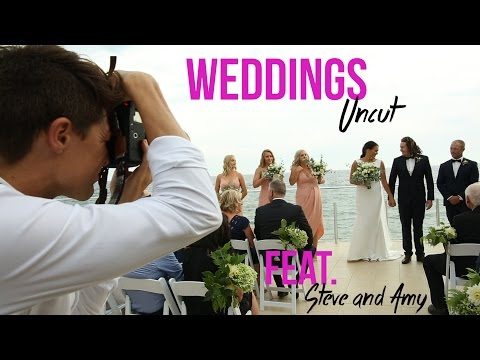 17 Must have wedding photos and ideas / Weddings Uncut feat. Steve and Amy