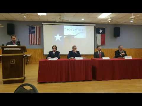 Candidate Forum - Texas Land Commissioner