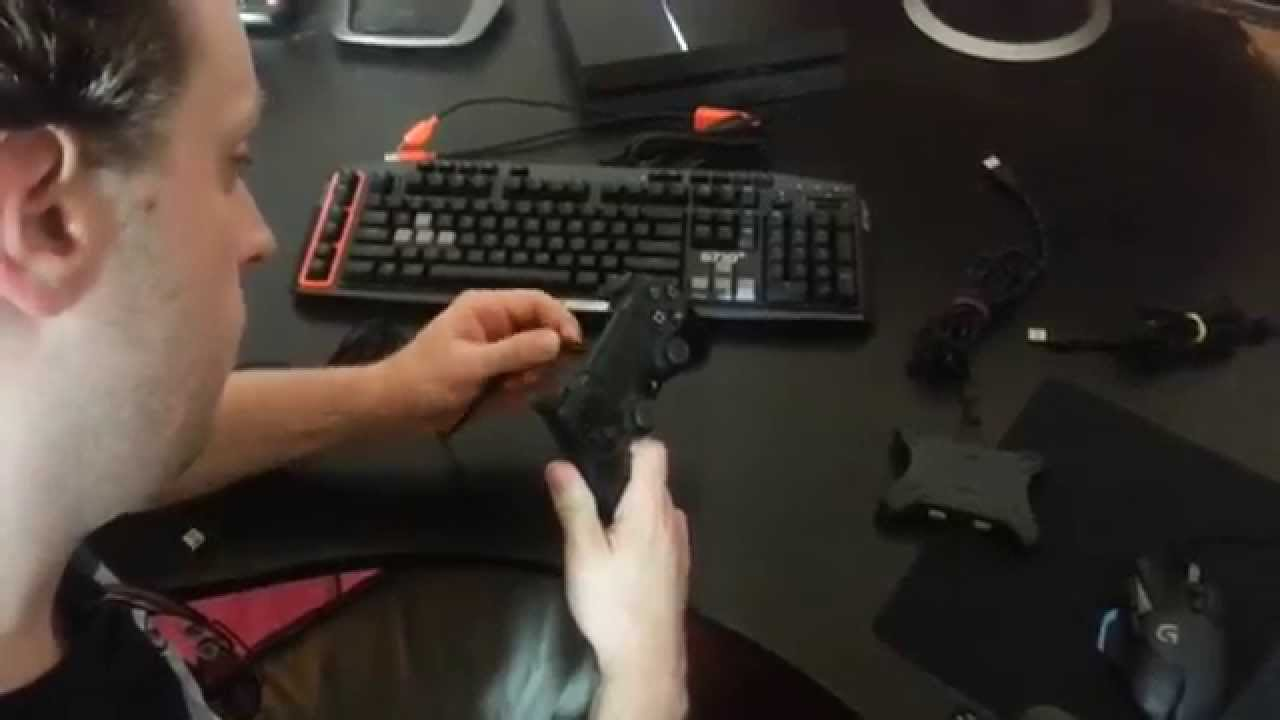XIM4 on the PS4! Setup, Configuration, and Review!