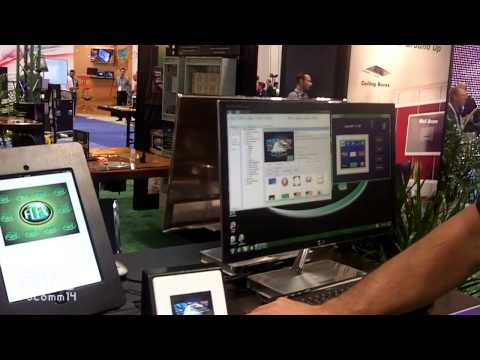InfoComm 2014: FSR Demos Its New Flex Control Builder Application