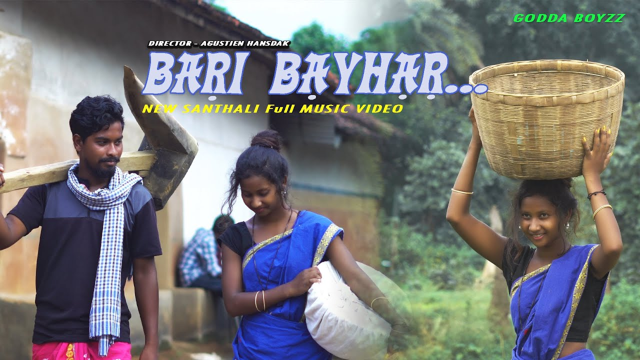BARI BAYHAR..NEW SANTALI FULL VIDEO SONG 2020//GODDA BOYZZ.//MARIAM HEMBROM/SAMUEL MURMU//MINU SOREN